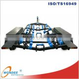 China Supplier Small Boat Transport Trailer