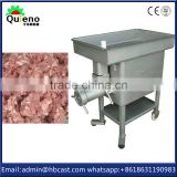 OULENO Electric commercial desktop small meat mincer vertical meat grinder large frozen meat grinder factory direct sausage casi