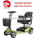 2016 new new design electric mobility scooter for adults, 2/3/ 4 wheels scooter, handicapped cars