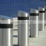 2014 Removable Stainless garden bollard light,Street security bollards,security bollards for wholesale(ISO,TUV,SGS approved)