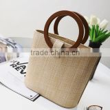 zm35750a Trendy women handbags wholesale casual straw bags