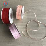 Wholesale polyester 1/8 Inch Double Face /Single Face Satin Ribbon