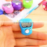 Stitch Marker And Row Finger Counter LCD Electronic Digital Tally Counter Hot Worldwide