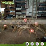 Haunted House Scary Animatronic Spider Model