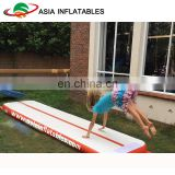 Hot Sale Gym Inflatable Floor Mat / Inflatable Air Tricking Floor Mattress