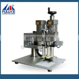 2016 new arrival volumetric liquid perfume filling machine small bottling machine