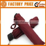 Portable Small Brown Umbrella With Cover
