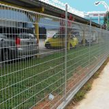 INquiry about Water proof decorative brc wire mesh fencing white parking lot fence Maylaysian
