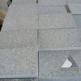 Grey granite paving stone salt and pepper