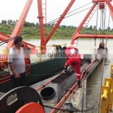 Cutter Head River Water Dredging machinery
