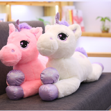 YRUTI  2019 Trend Unicornio Licorne  Plush Unicorn Toy
