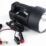Portable HID light Spotlight for fishing hunting 12V car charging 100W