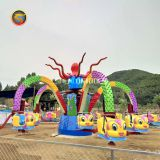 Amusement Park Outdoor Thrilling Swing Rotation Octopus Rides Family Attractions