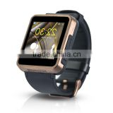 smart watch android HBD-07 micro sim card watch phone GPS, 2G dual core, Android 4.4.2 wifi Smart Watch / BT4.0 3G Watch Phone