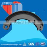 auto parts comfortable sensitive bare brake shoe 4707 display                                                                         Quality Choice
