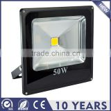 Epistar chip Input good mechanical strength and heat dissipation 50w led flood light with No noise