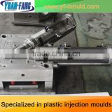 Rotational moulding plastic oil tank mould, CNC machined roto mold, aluminum rotomolding molds