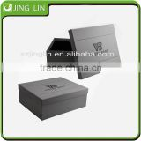 Best seller professional OEM clothes packaging box with lid                                                                         Quality Choice
