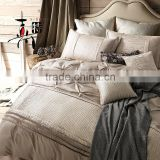 4 pcs Chinese style new design and elegant good quality and perfect price silk bedding set
