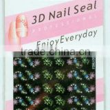 professional manufacture nail art stickers
