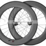 synergybike cheap bicycle disc brake road wheels 88mm carbon tubular wheels 700c road bike carbon wheelset clincher 88mm