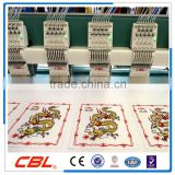 CBL 20 head industrial flat embroidery machine