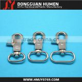 Metal trigger hooks swivel carabiner hooks for dog leashes