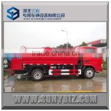2015 brand new 4x2 mini high pressure fire water tanker truck ( shipping by 20ft container )