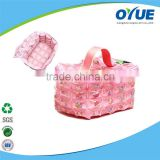 Exclusive Inflatable Cosmetic Case /inflate decor bag