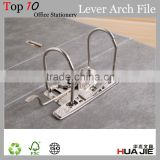 wholesale 2 ring binders clip file folders 3 inch FC size lever arch file document box