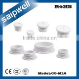 SAIPWELL CO-M16 Enclosure Accessory Plastic Nylon Waterproof Round Cable Gland