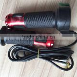 Electric tricycle and auto rickshaw electric accelerator handle pick up spare parts and accessories