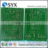 Medical equipment controller lcd display circuit board