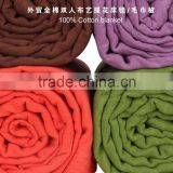 Super soft Luxury and high quality three layers heavy 100% cotton gauze towelket towel blanket