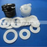 PE PET PP bottle cap gasket, polyethlene foaming seal liner