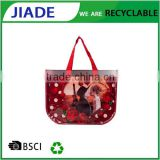 Reusable shopping bag/Handbag China/Shopping handbag&non woven shoping bag&non woven fabric bags