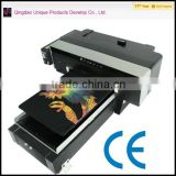 Discharge ink digital t-shirt printer direct to garment