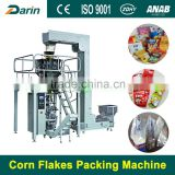 Vffs Automatic Chips Snack Packing Machine Small Food Grain Packing Machine
