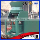 Widely used screw type rice husk charcoal corn cob sugarcane biomass briquette making machine for sale