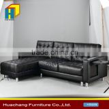 L Shaped Sofa Bed With Cup Holder