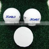 top quality one layer balata golf balls manufacturer