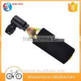 Bicycle Air Pump Aluminum Alloy Mini Portable Bike Mini CO2 Pump