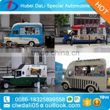 4x2 Mobile FAST Food Truck Karry ice cream cart for sale                                                                         Quality Choice