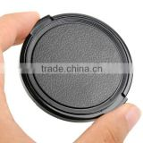 55mm Side -Pinched universal Camera Lens Cap