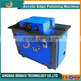 Acrylic diamond edge polishing machine
