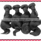 Wholesale High quality cheap hair extension,Pure Unprocessed Raw 5A Grade Indian remy virgin hair, Cuticle human hair