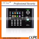 Standalone 8000 user door access control system TCP/IP mi-fare card reader iclock680 fingerprint employee time attendance