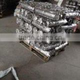 china factory lowest price stainless steel scrap 201 304 circle coil
