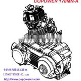 Inquiry about 320CC Water-cooled CVT Four-wheel drive ATV Engine Within balance shaft
