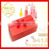 Elaborate Several Kinds of Pretty Design Scarf Gift Packaging Box with Bow